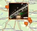 Мосты в Москве