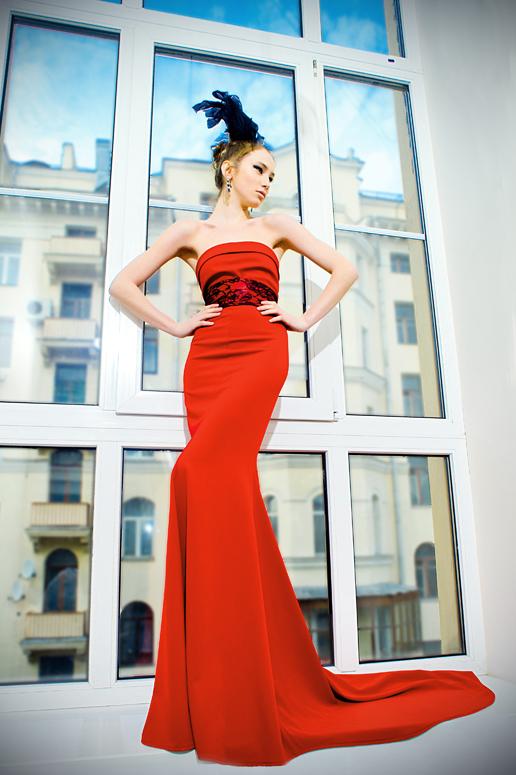 Брендовое платье аренда