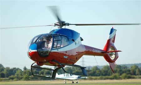 Как организовать полёт на вертолете в Москве?