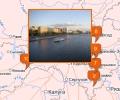 Реки Москвы и Московской области