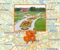 Парки и сады в Москве и Московской области