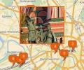 Памятники и монументы в Москве и Московской области