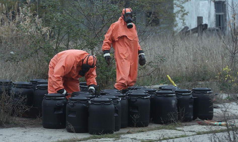 Утилизация отходов  и техники в Москве