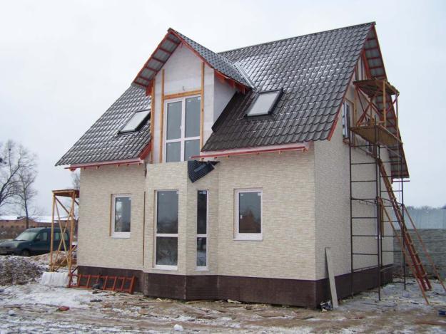 Строительство каркасных домов (каркасное домостроение) в Москве