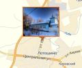 Храм Преображения в Московской области