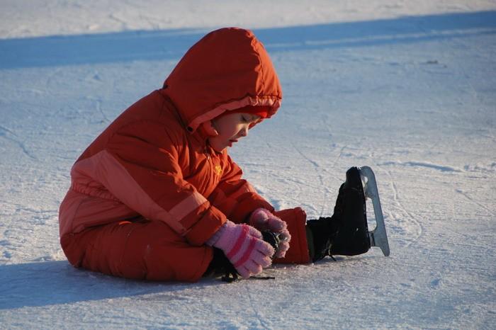 Всё об обучении катанию на коньках и школах фигурного катания в Москве