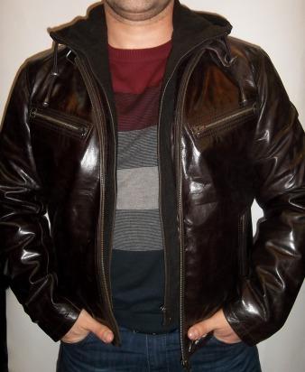 Мужские короткие кожаные куртки все