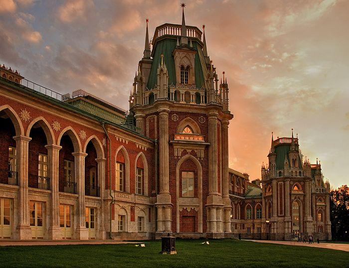 Обзор памятных мест в Москве