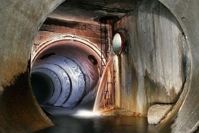 Обзор тоннелей Москвы и области
