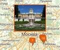 Какие природные объекты Москвы интересны для экскурсий?