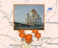 Какие древнейшие храмы есть на территории Москвы и области?