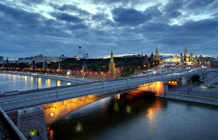 Самые широкие мосты в Москве