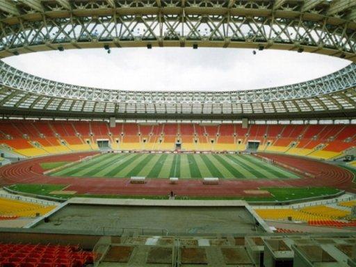 Самые вместительные стадионы Москвы