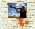 Где находятся тиры и стрелковые клубы в Москве?