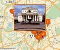 Какой театр Москвы посетить?