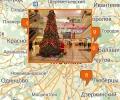 Где купить елку и елочные украшения в Москве?