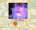 Где посмотреть ледовые скульптуры в Москве?