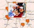 Где находятся детские лагеря в Москве?