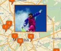 Где находятся спортивные магазины в Москве?