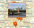 Где находятся префектуры в Москве?