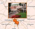 Где находятся парк-отели Москвы?