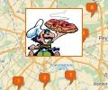Где заказать доставку пиццы по Москве?