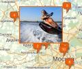 Где покататься на водных лыжах в Москве и Подмосковье?