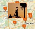 Где поиграть в стритбол в Москве?