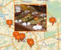 Где найти шведский стол в Москве?