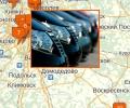 Где в Москве взять в прокат автомобиль?
