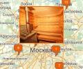 Какие фирмы строят бани на заказ в Москве?