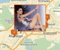 Где найти хороший стриптиз-клуб в районе Мытищ?