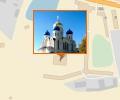 Преображенский собор в Николо-Угрешском монастыре