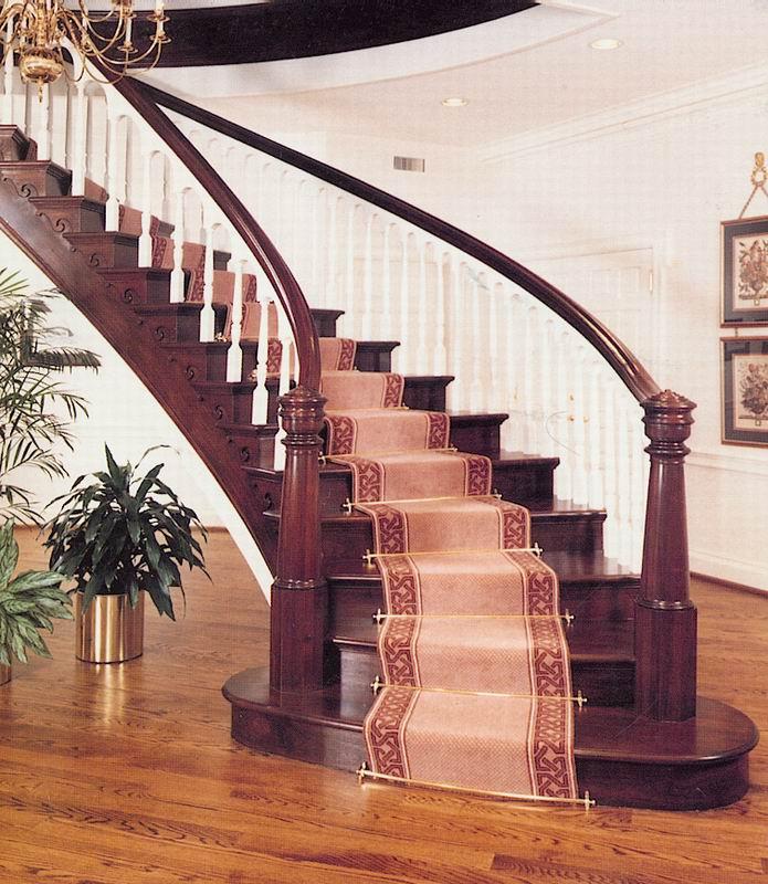 Расположение лестниц внутри до.