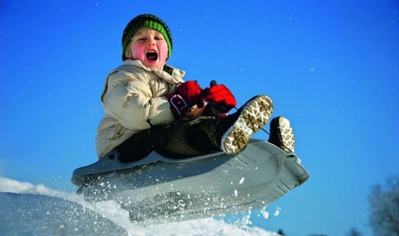 Где купить ледянки, детские санки и детские лыжи в Москве?