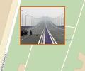 Какой мост самый длинный в Москве?