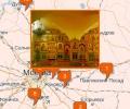 В какие храмы Москвы люди обращаются за исцелением?