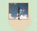 Какая башня в Москве самая высокая?