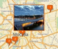 Какой мост в Москве самый широкий?