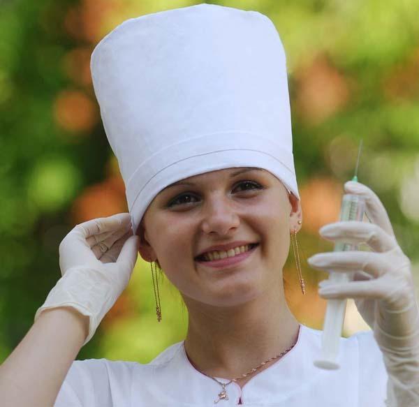 Как найти работу медсестры в Москве?