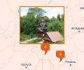 Где находятся природные объекты паломничества в Москве?