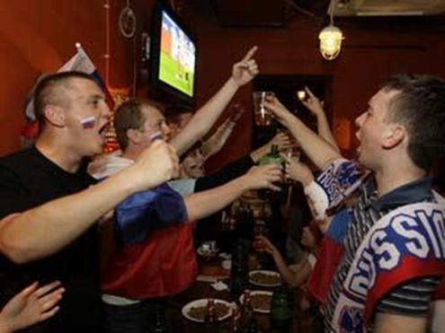 Какие спорт-бары Москвы самые популярные?