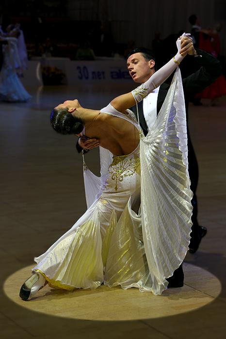 Где обучиться спортивным танцам в Москве?