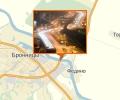 Автомобильный мост Малого Московскоко кольца А 107