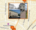 Большая Лубянка в Москве