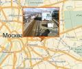Железнодорожная станция Москва – Товарная – Курская