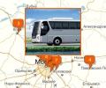 Где можно заказать туристический автобус в Москве?