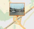 Автомобильная развязка на пересечении с Каширским шоссе