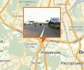 Автомобильная развязка на пересечении с Варшавским шоссе