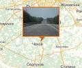 Федеральная трасса М2 «Крым» Москва – Белгород – граница с Украиной